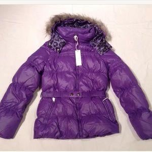 DIESEL**Warm Puffer Coat Hooded**XL (Age 16) $279
